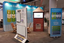 Energy Angels stand