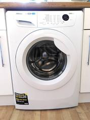 ZWF01483W washing machine in situ