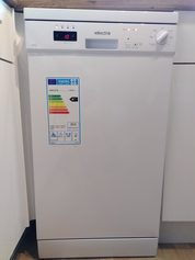 dishwasher slimline domestic Electra C1845W 1 DHD