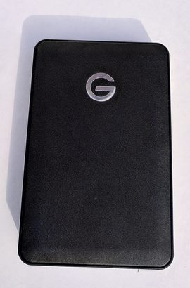 2TB G-DRIVE front