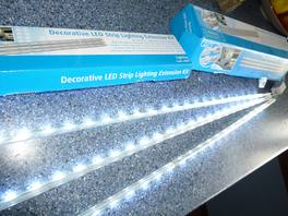 low energy LED strip lighting cool white decorative for under cupboard lighting 3 DHD