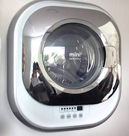 mini Daewoo washing machine